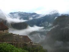 Free Machu Picchu Stock Photography - 5550292