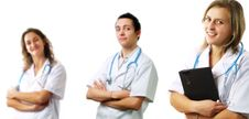 Free Surgeons Team Stock Photography - 5551392