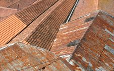 Free Roof Stock Images - 5551464