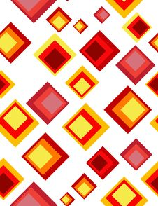 Free Seamless Geometrical Pattern. Vector Illustration Stock Images - 5551644