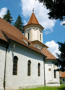 St Nicholas Church In Brasov