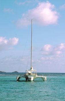 Free Sail Boat Stock Image - 5553861