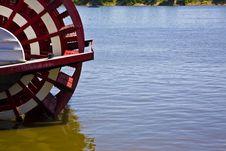 Free Paddle Wheel Stock Images - 5554774