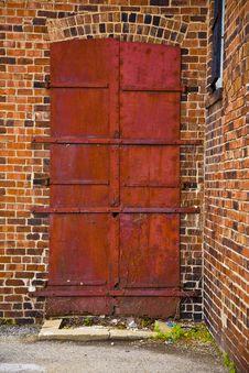 Free Sealed Doorway Stock Photo - 5554890