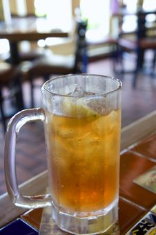 Free Iced Tea Stock Images - 5554994