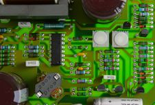 Printed Circuit-board Stock Photography