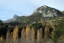 Free Autumn Scenery Stock Photography - 5556872