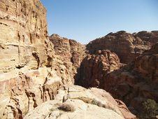 Free Petra, Jordan Stock Images - 5558794
