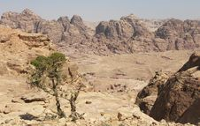 Free Petra, Jordan Royalty Free Stock Photo - 5558815