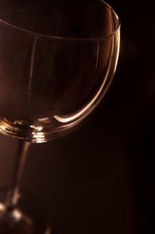 Free Wine Glass Rim Stock Photo - 5559020