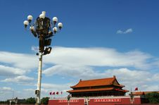 Tian Anmen Stock Image