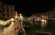 Free The Grand Canal In Venice Stock Photo - 5559590