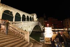 Free The Grand Canal In Venice Stock Photo - 5559630