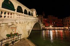 Free The Grand Canal In Venice Royalty Free Stock Photography - 5559637