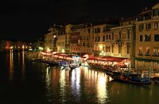 Free The Grand Canal In Venice Stock Photo - 5559640