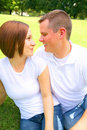 Free Happy Couple Feel Each Other Stock Photo - 5560240