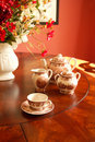 Free Afternoon Tea Royalty Free Stock Photography - 5564687