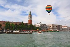 Free The San Marco Plaza Venice Royalty Free Stock Photos - 5560158