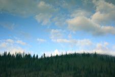 Free Blue Sky Reflected Stock Photo - 5560720