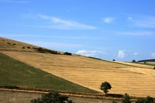 Free Countryside, Umbria Stock Image - 5562161