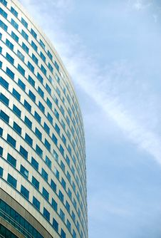 Free Office Building Royalty Free Stock Images - 5563419