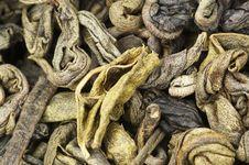 Free Extrime Closeup Of Green Tea Stock Photos - 5564173