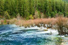Free Plateau Lake Stock Image - 5564331