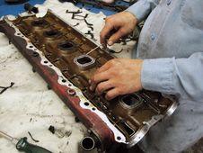 Free Automechanic Stock Photography - 5565522