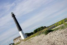 Free Sõrve Lighthouse Stock Image - 5566321