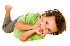 Free Young Boy Stock Photography - 5566612