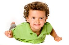 Free Young Boy Stock Photography - 5566622