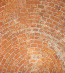 Free Radial Bricklaying Stock Image - 5566821