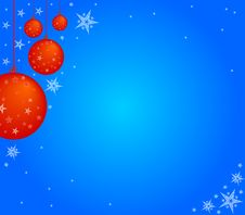 Free Christmas Background Stock Images - 5566974