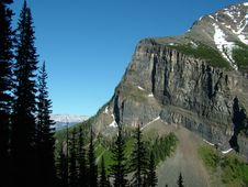 The Rockies - Lake Louise 3 Stock Photography