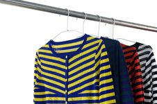 Free Colorful  Clothing Stock Images - 5568124