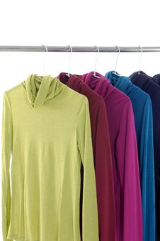 Colorful  Clothing Stock Photos