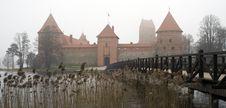 Free Trakai Castle. Royalty Free Stock Image - 5568256