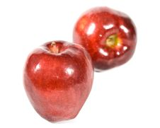 Free Red Apple Royalty Free Stock Photos - 5568798