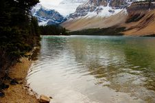 Free Lake In The Mountains Royalty Free Stock Photography - 5569297