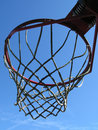 Free Basketball Net Royalty Free Stock Images - 5570919