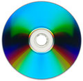 Free Compact Disk Isolated On White Stock Photography - 5579572