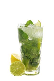 Free Cocktail - Mojito Stock Images - 5570864