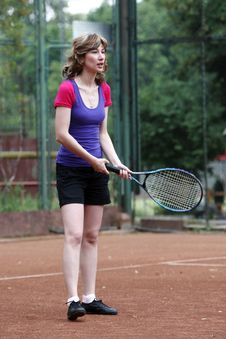 Free Tennis Stock Photo - 5571270