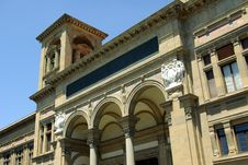 Free Central National Library, Florence Royalty Free Stock Photo - 5571475