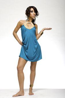 Free Latino Woman Royalty Free Stock Photo - 5571765
