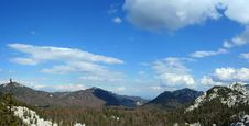 Free Mountain Scene, Velebit, Croatia 2 Stock Photography - 5572892