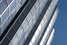 Free Blue Tall Structure Royalty Free Stock Image - 5573146