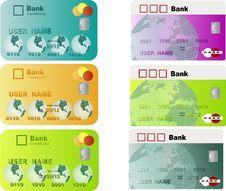 Free Credit Card, Bank Stock Photos - 5573593