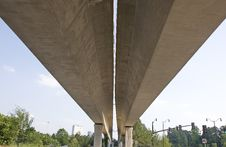 Free Rapid Rail Bridges Stock Image - 5573681