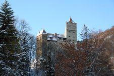 Free Bran Castle Stock Photo - 5574250